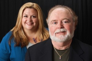 Father/Daughter Authors Tom Pauley and Penelope Pauley